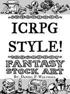 ICRPG Style! Fantasy Stock Art