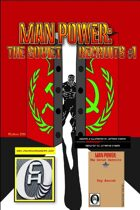Man Power: Birth of the Supermen Vol. #2 Issue #1