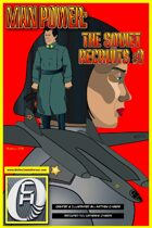 Man Power: Birth of the Supermen Vol. #2 Issue #3