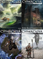 CypherCaster Issues 001-004 [BUNDLE]