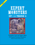 PM5 Expert Monsters Set 1
