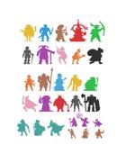 Meepleverse: Fantasy Adventurers