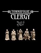 Townsfolke: Clergy