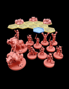 Pocket-Tactics: War Tribes of the Central Expanse