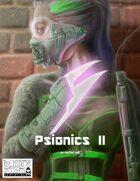 Psionics II: Warriors of the Mind
