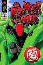 The Red Mask From Mars #1