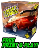 Street Kings Print and Play