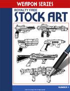 Weapon Series Stock Art #1