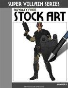 Super Villain Stock Art #2
