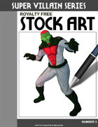 Super Villain Stock Art #3