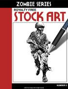 Zombie Stock Art #2