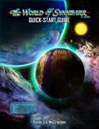 The World of Synnibarr 3rd Edition: Quick-Start Guide