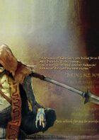 Mazuk Boddara, Sukenja of Lord Gemmo, the Cruel