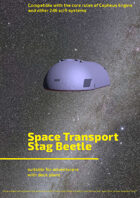 Space Transport Stag Beetle