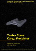 Teuira Class Cargo Freighter