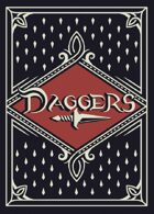 Daggers - A Tarot Inspired Tavern Game