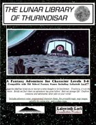 The Lunar Library of Thurindisar