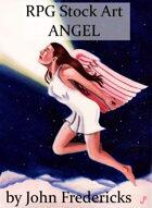 Angel - RPG Stock Art