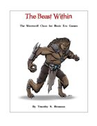 The Beast Within - Basic Werewolves