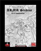 ARMR Studios Compendium - 2015