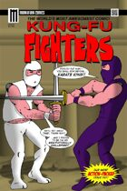 Kung-Fu Fighters #3