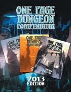 2013, 14, 15, and 2016 OPDC Print Editions [BUNDLE]