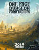 One Page Dungeon Compendium 2019 Edition