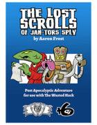 The Lost Scrolls of Jan-Tors Sply