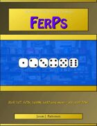Fair and Even Roll Proxies (FERPs)