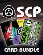 SCP the RPG Card Bundle [BUNDLE]