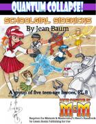 Quantum Collapse: Schoolgirl Sidekicks