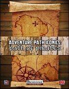 Adventure Path Iconics: Path of Pirates (PFRPG)
