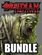Obsidian Apocalypse Bundle [BUNDLE]