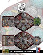 Stock Armada: 001 Steampunk Deck Plans
