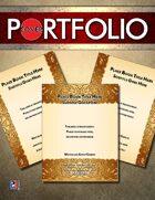 Cover Portfolio 005