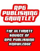 RPG Publishing Gauntlet #3