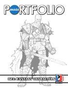 Image Portfolio 023 Fantasy Characters