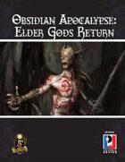 Obsidian Apocalypse: Elder Gods Return (5E)