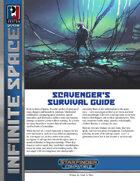 Infinite Space: Scavenger's Survival Guide (SFRPG)