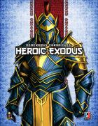 NeoExodus Chronicles: Heroic Exodus (5E)