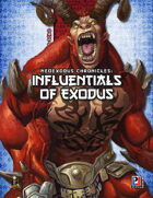 NeoExodus Chronicles: Influentials of Exodus (5E)