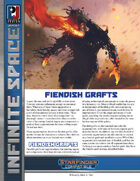 Infinite Space: Fiendish Grafts (SFRPG)