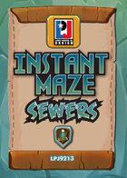 Instant Maze - Sewers (5E)
