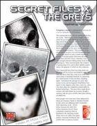 Secret Files X: The Greys