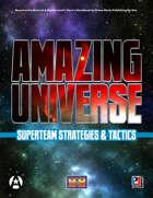 Superteam Strategies & Tactics (Super-Powered by M&M)