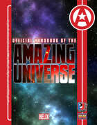 Official Handbook of the Amazing Universe: Helix (Super-Powered by M&M)