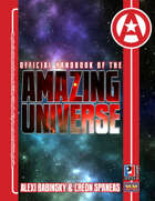 Official Handbook of the Amazing Universe: Alexi Babinsky & Creon Spaneas (Super-Powered by M&M)