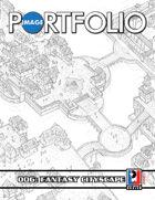 Image Portfolio 006 Fantasy Cityscape