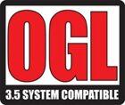 OGL 3.5 System Compatible Logo