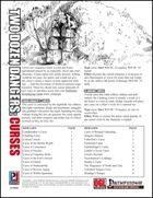 Two Dozen Dangers: Curses (PFRPG)
